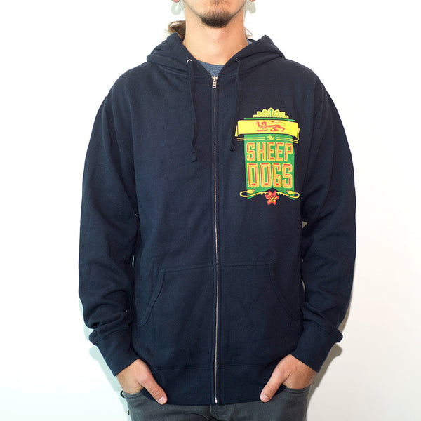The Sheepdogs Crest Hoodie