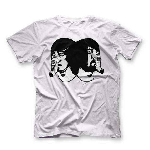 Big Heads White T-Shirt