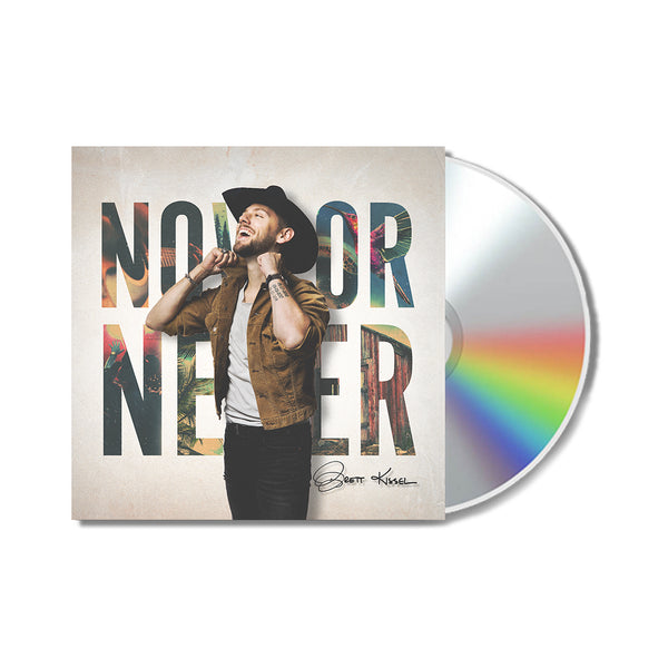 [PRE-ORDER] Now Or Never CD