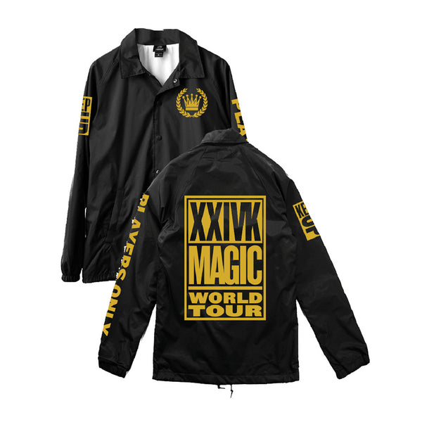 Players Only Tour Jacket (Black)