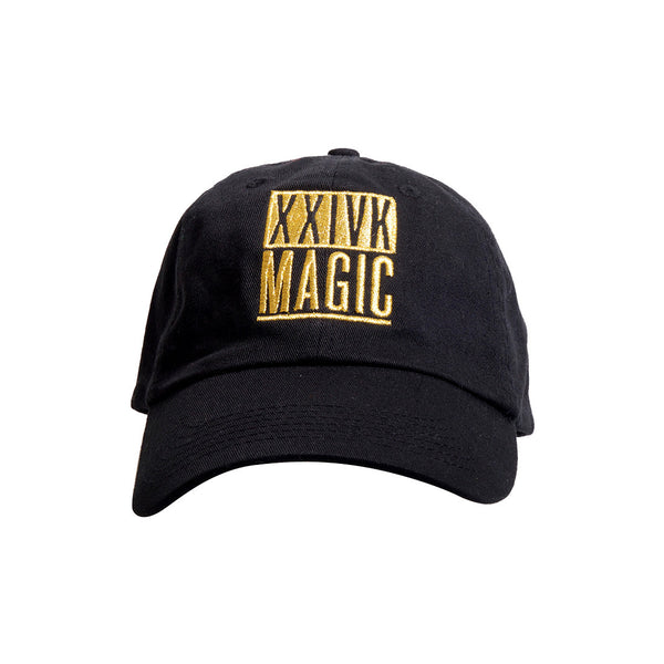 [PRE-ORDER] XXIVK Magic Cap (Black)