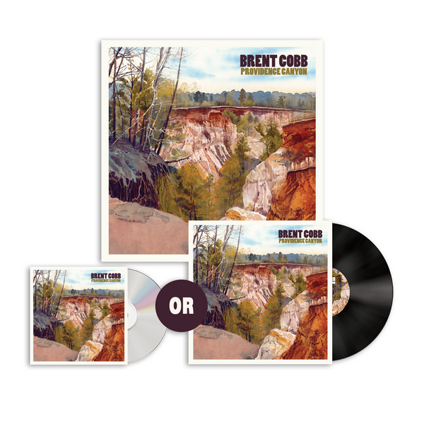 Providence Canyon Lithograph Bundle