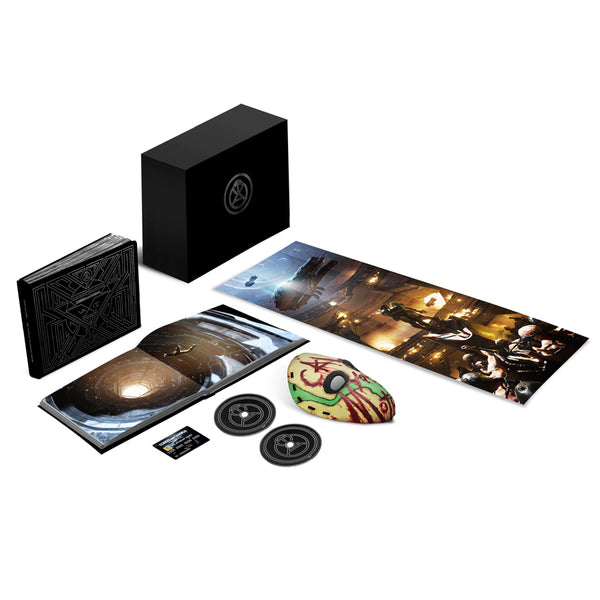 [PRE-ORDER] VAXIS – ACT I: THE UNHEAVENLY CREATURES - LIMITED EDITION Deluxe Box Set..