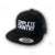 Stacked Logo Trucker Snapback Hat