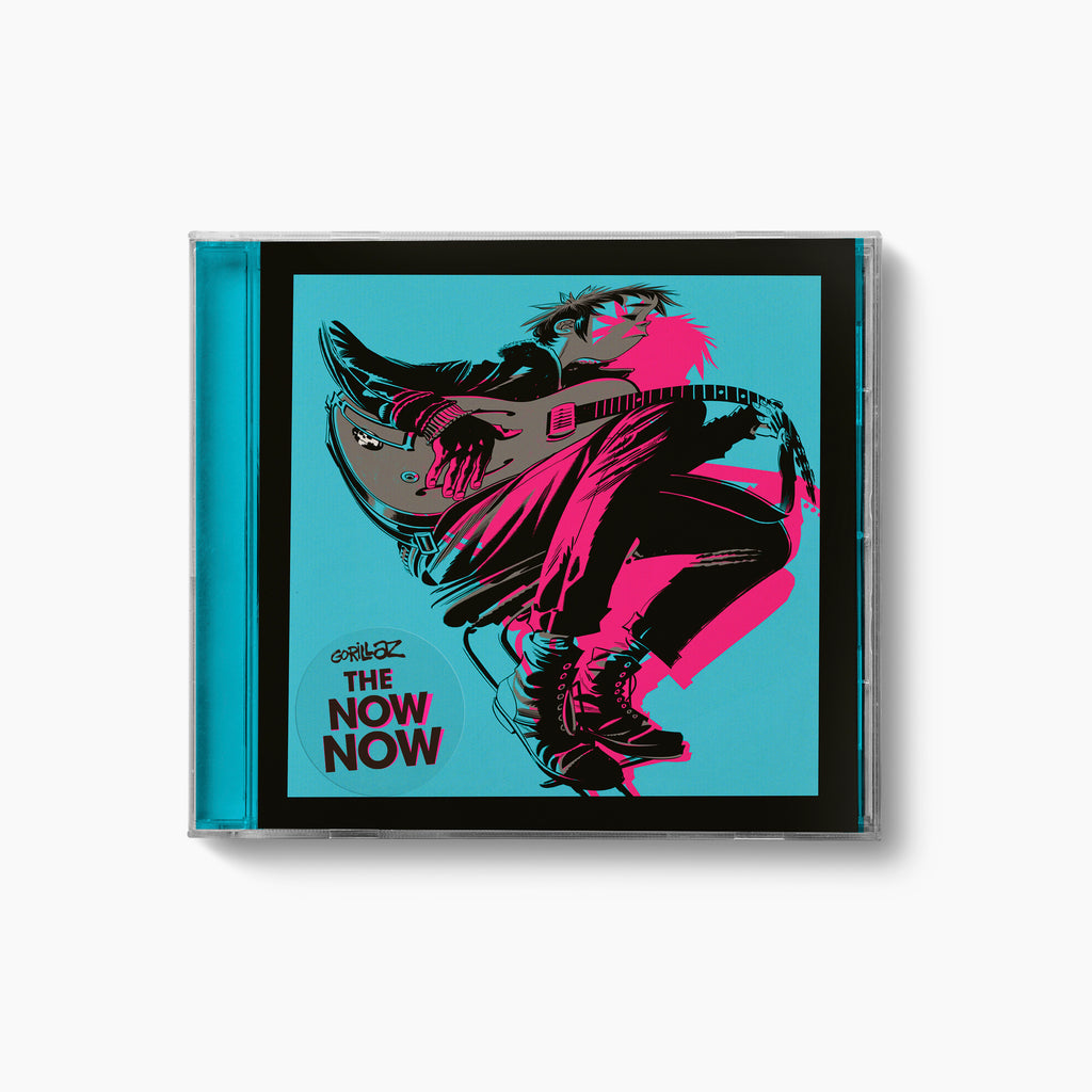 The Now Now Cd Warner Music Canada