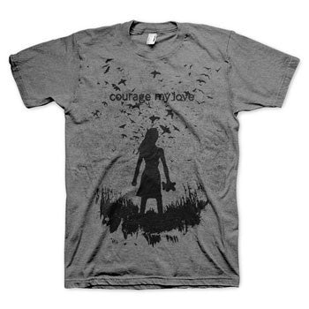 Becoming Silhouette- Unisex T Shirt