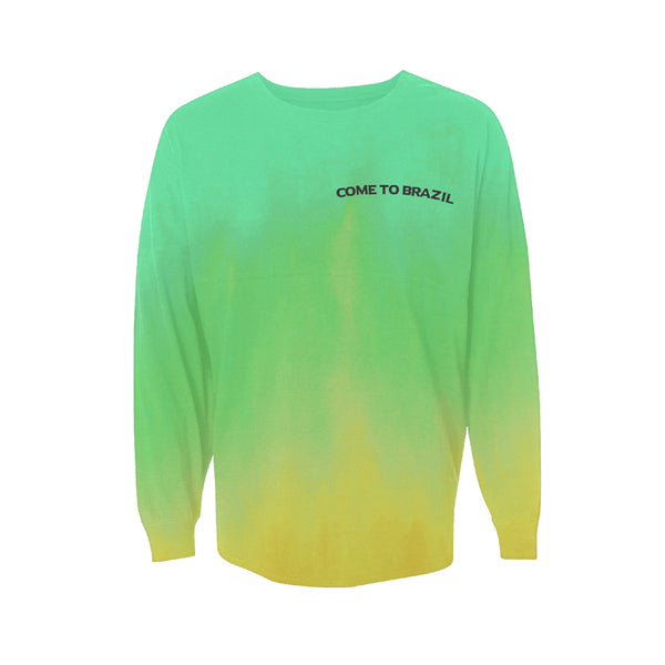 [PRE-ORDER] Come to Brazil Longsleeve