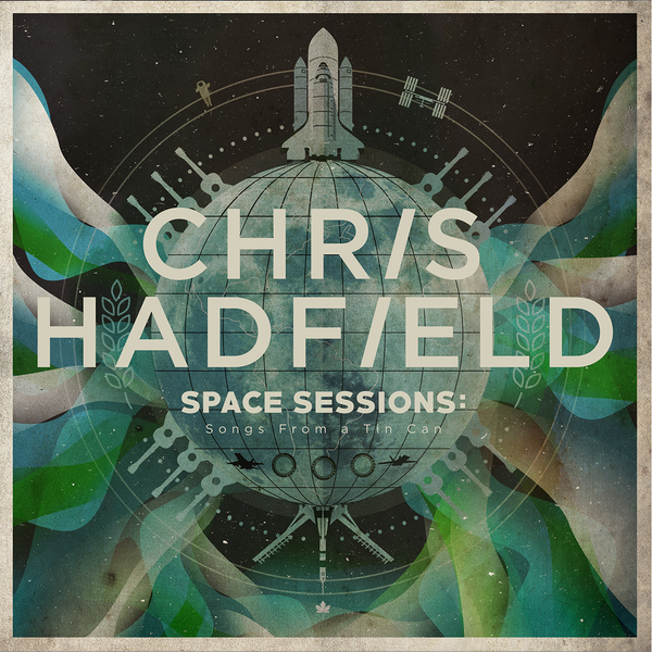 SPACE SESSIONS: Songs From A Tin Can (CD)