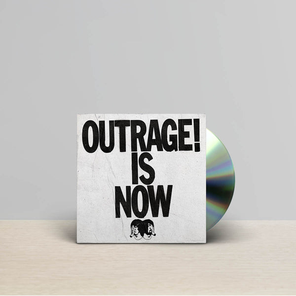 Outrage! Is Now CD