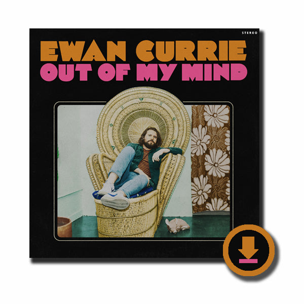 Out Of My Mind Digital Album
