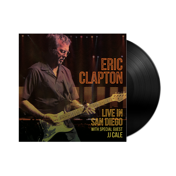 Live In San Diego (with Special Guest JJ Cale) 180g Vinyl Bundle