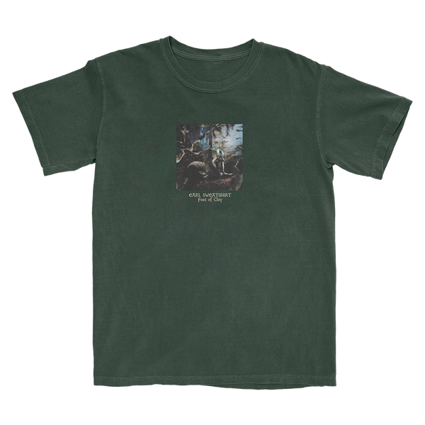 [PRE-ORDER] FOC Vinyl Cover T-Shirt + FEET OF CLAY Limited Color LP