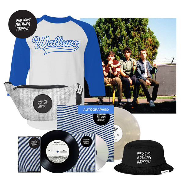 Everything Happens Bundle (AUTOGRAPHED)