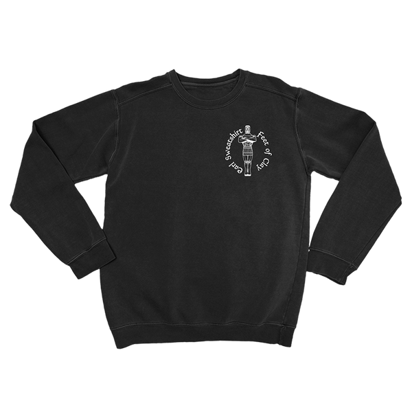 [PRE-ORDER] FOC Vinyl Crewneck Sweatshirt + FEET OF CLAY Limited Color LP