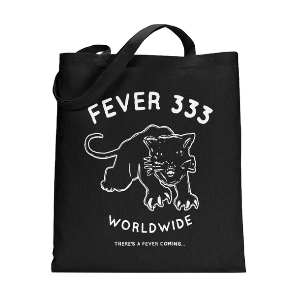 [PRE-ORDER] Fever Worldwide Tote Bag