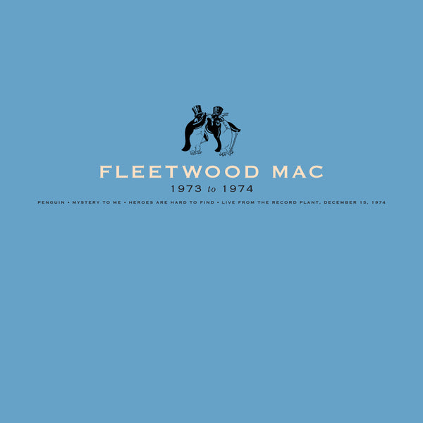 "[PRE-ORDER] Fleetwood Mac: 1973-1974 4LP + 7"" (Colored Vinyl)"