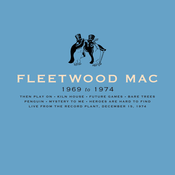 [PRE-ORDER] Fleetwood Mac: 1969-1974 (8CD)