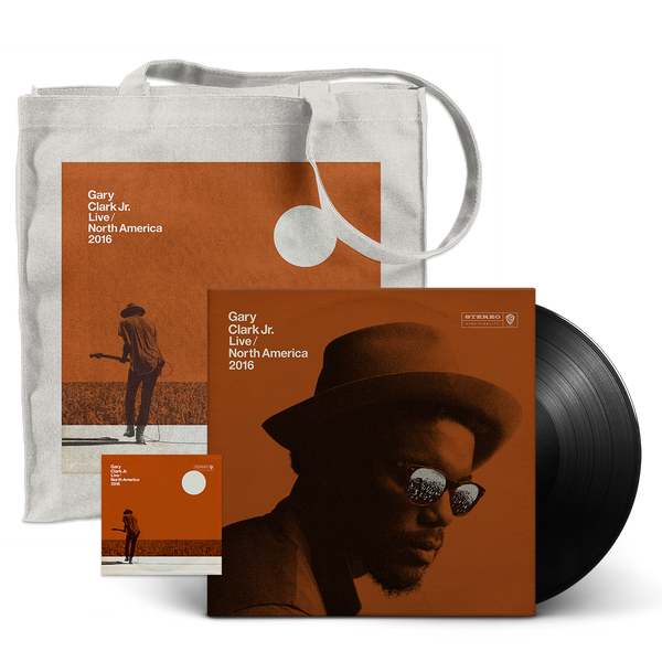 Live North America 2016 LP + Tote Bundle