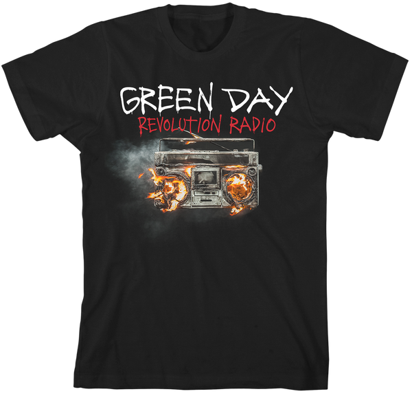Revolution Radio T-Shirt + CD
