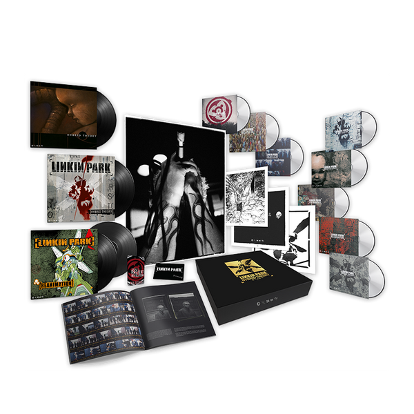 [PRE-ORDER] Hybrid Theory: 20th Anniversary Edition Super Deluxe Box Set