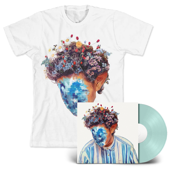 [PRE-ORDER] The Fall of Hobo Johnson + Album Cover T-Shirt