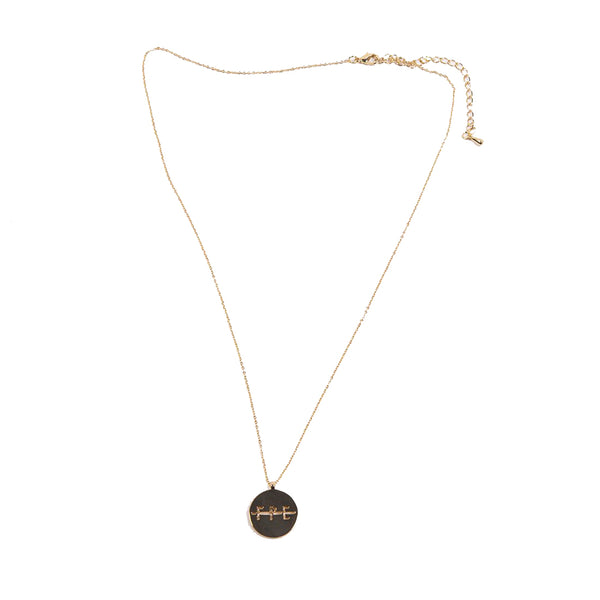 FPE Gold Necklace