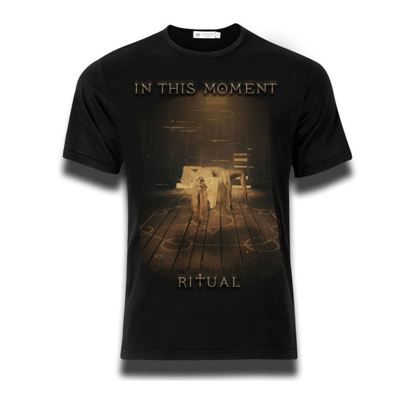 Ritual CD + T-Shirt Bundle