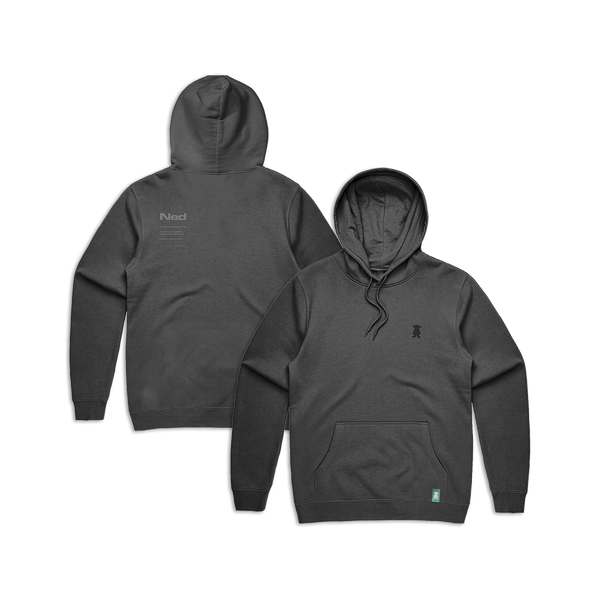 Icon Pullover Hoodie (Black)