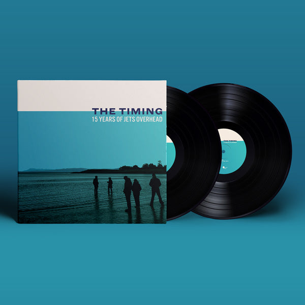 The Timing: 15 Years of Jets Overhead 2LP Vinyl