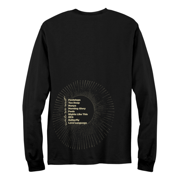 Circle Burst Longsleeve