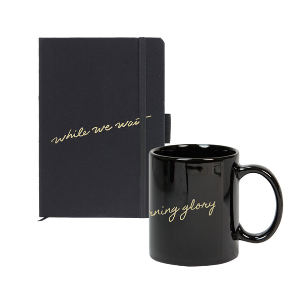 Mug + Notebook Bundle