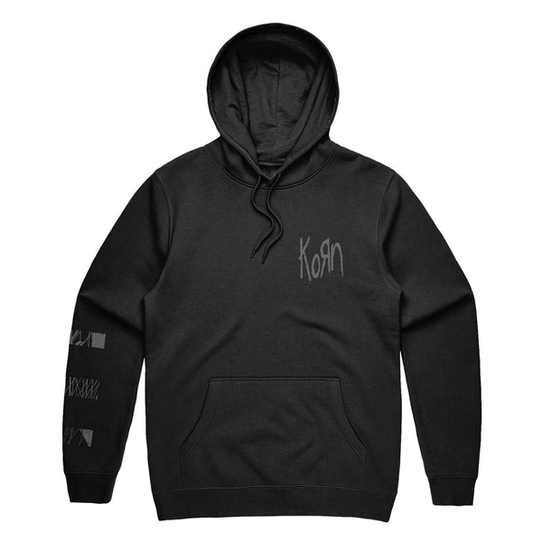The Nothing Tracklist Hoodie