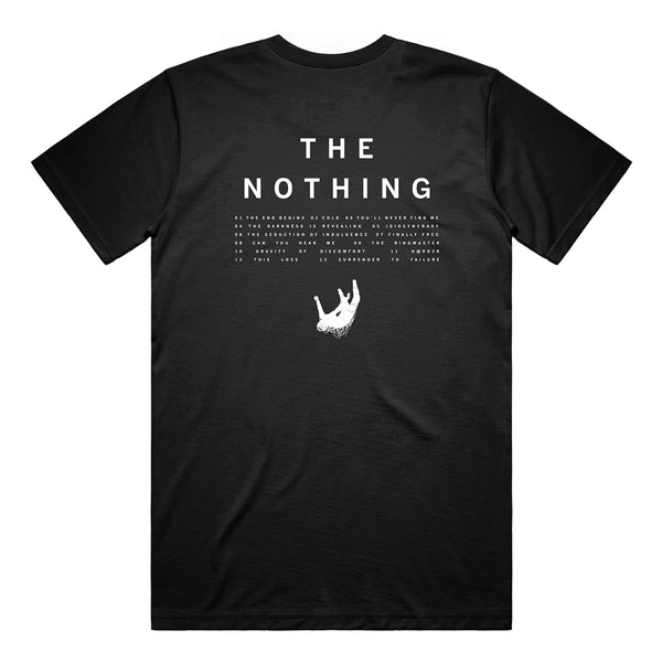 The Nothing Tracklist T-Shirt