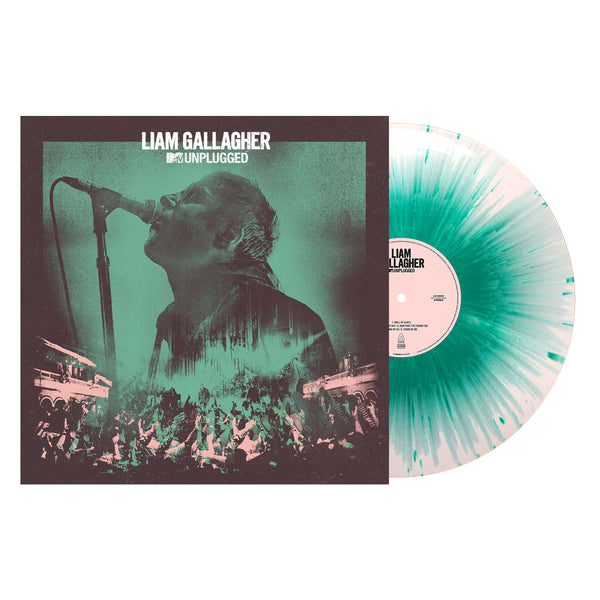 [PRE-ORDER] Liam Gallagher MTV Unplugged Splatter Vinyl