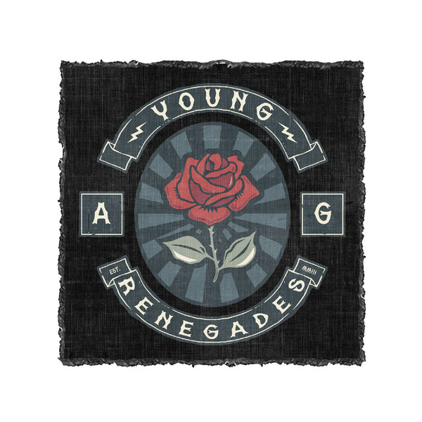 [PRE-ORDER] Last Young Renegade Patch (Alex)