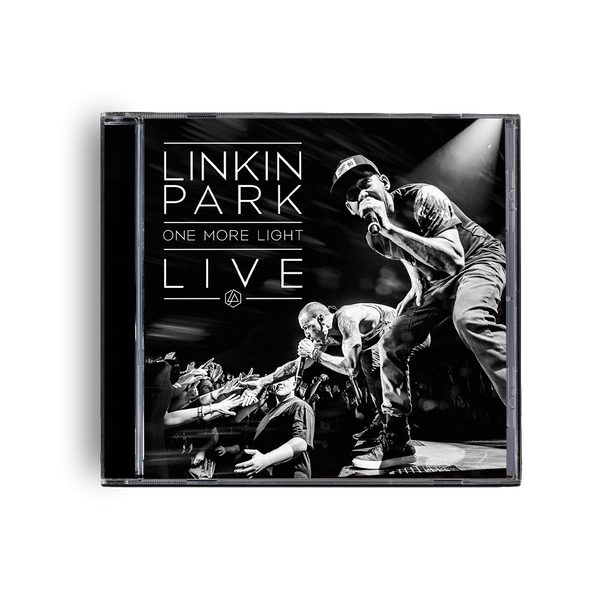 One More Light Live CD