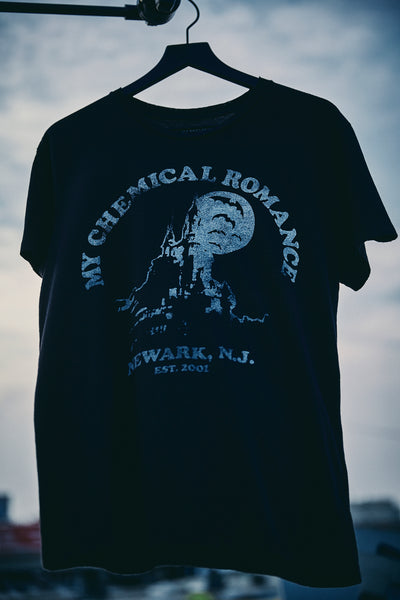 Haunted Castle Distressed T-shirt