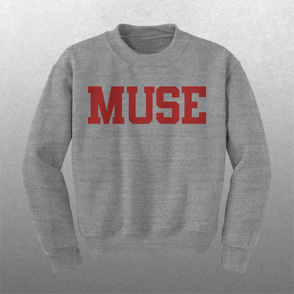 Collegiate Muse Crewneck