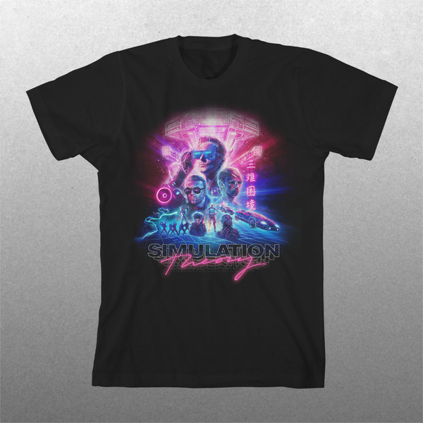 [PRE-ORDER] Simulation Theory T-shirt