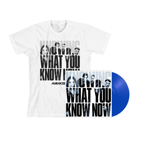 Knowing What You Know Now - Vinyl + T-Shirt Bundle