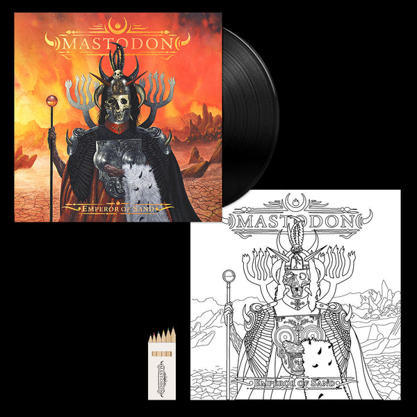 Emperor of Sand Vinyl Bundle