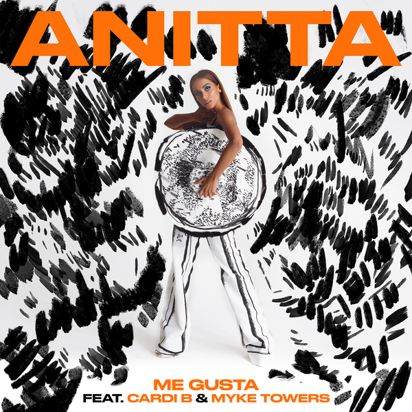 Me Gusta (feat. Cardi B & Myke Towers) Digital Single