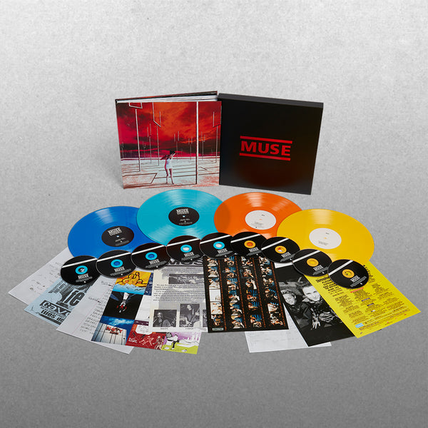 'ORIGIN OF MUSE' Box Set
