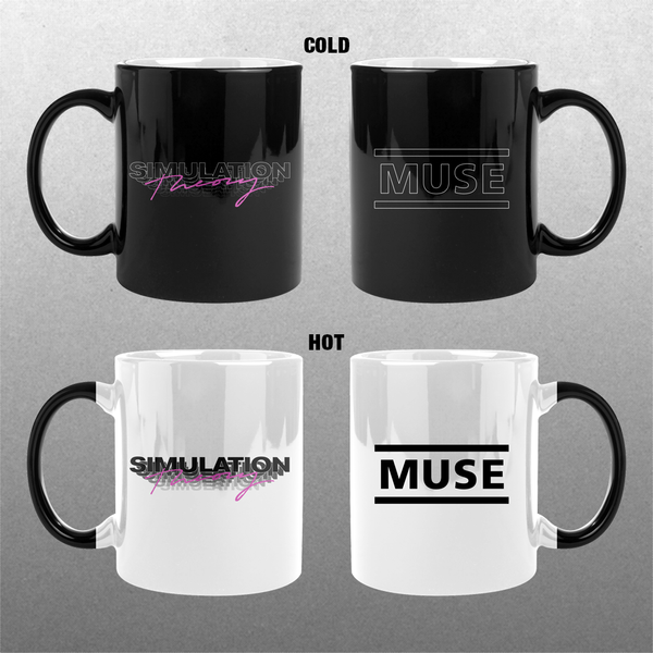 Sim Theory Hot Cold Mug