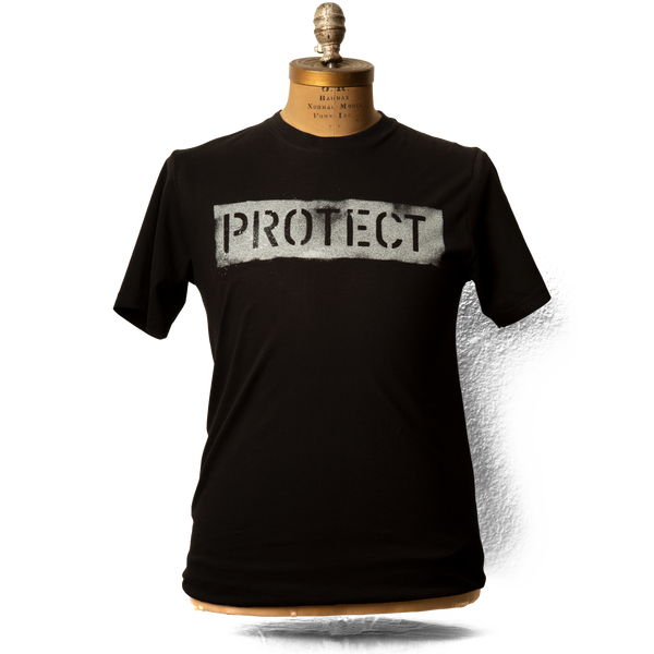 Soft Organic Rebel Protect Men's T-Shirt