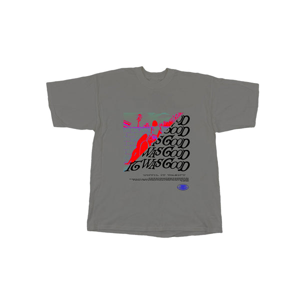 [PRE-ORDER] IWGUIW (Charcoal) T-Shirt + Digital Album
