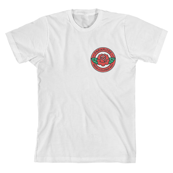 Rose Colored Boy Pocket Badge T-Shirt