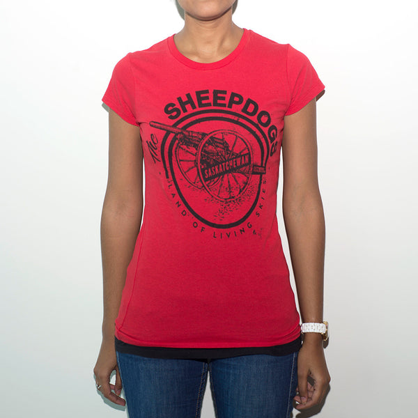 Saskatchewan Women's Cannon T- Shirt