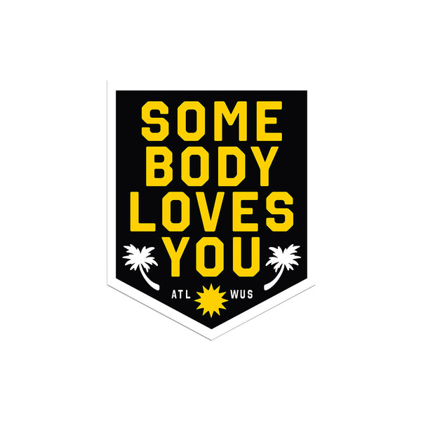 [PRE-ORDER] Somebody Loves You Pennant  (Limited Edition)