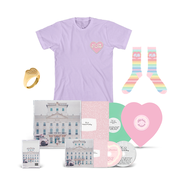 [PRE-ORDER] Ultimate Vinyl Bundle (LILAC)